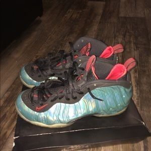 Nike Shoes - Gone fishing foamposites Size 12